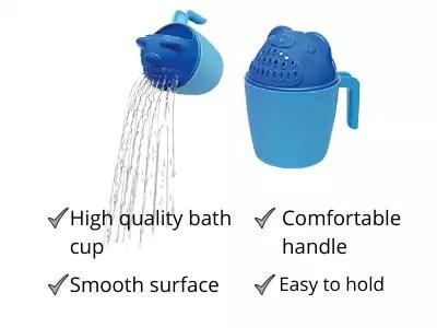 Maanit Baby Shampoo Cup.