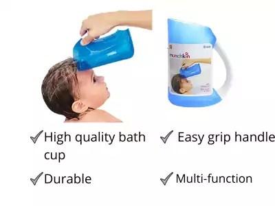 Munchkin Shampoo cup