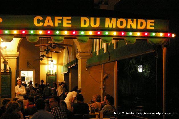The original Cafe Du Monde