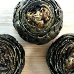 How to Roast Artichoke header
