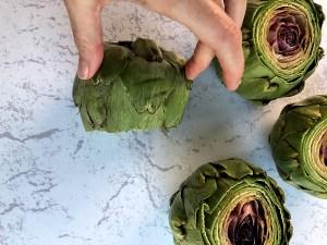 How to Roast and Artichoke 1a