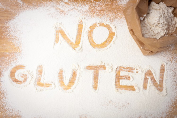 No gluten for Celiac Sufferers