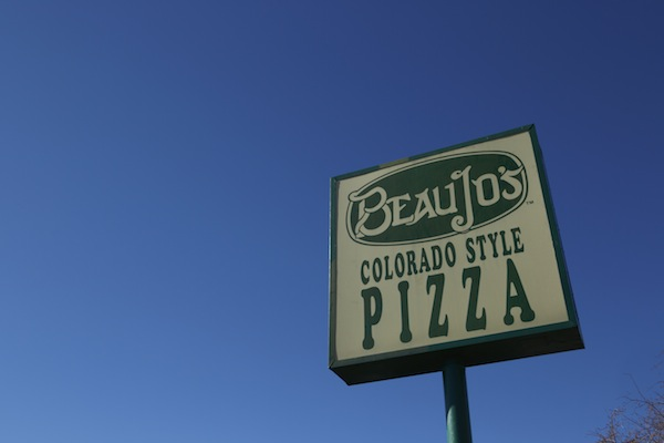 Beau Jo's Makes Amazing Gluten-Free Pizza in Denver