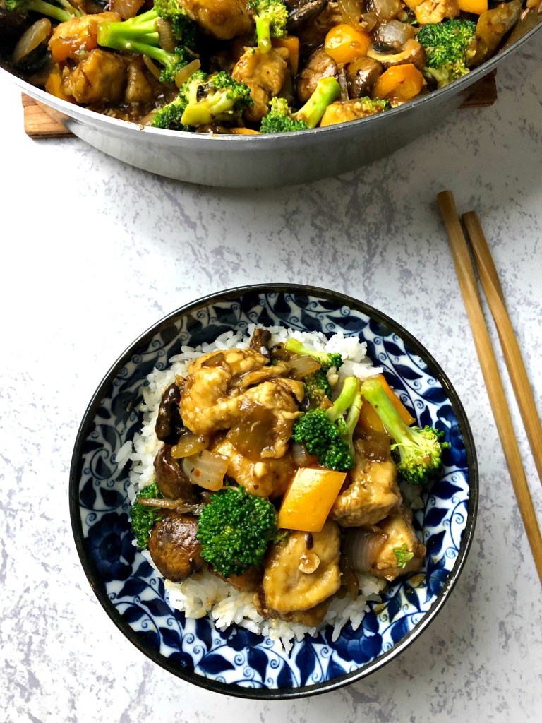 Easy Gluten-Free Stir-Fry Recipe 1