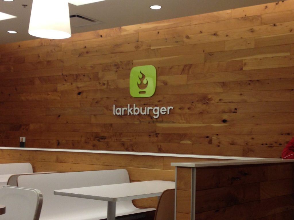 Larkburger 1