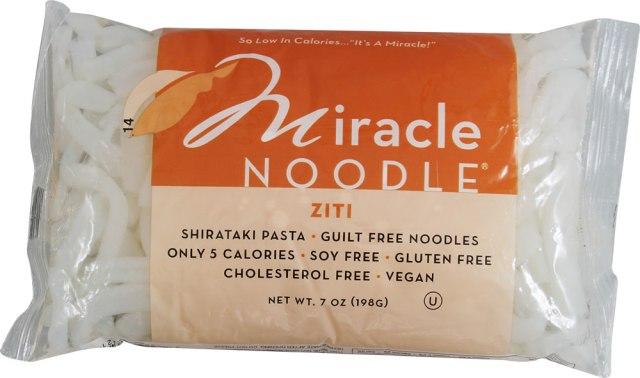 Miracle Noodle Shirataki Pasta Ziti