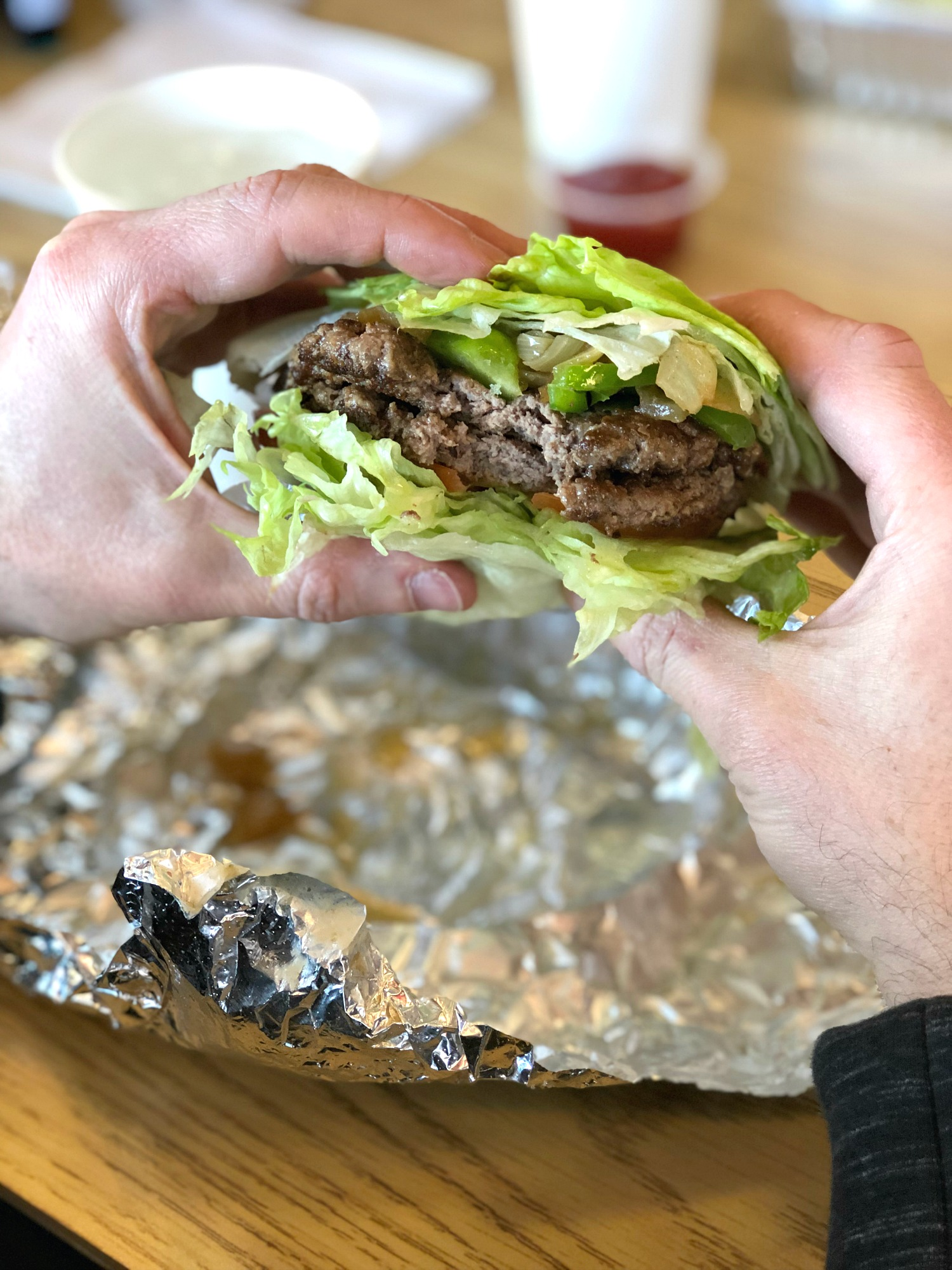image about Five Guys Printable Menu titled 5 Adult males Gluten-Absolutely free Menu is Delectable