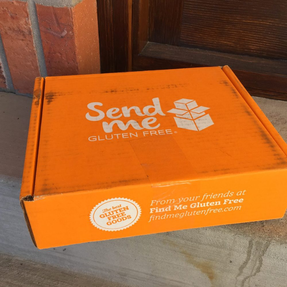 Send Me Gluten Free Subscription Box Made My Day