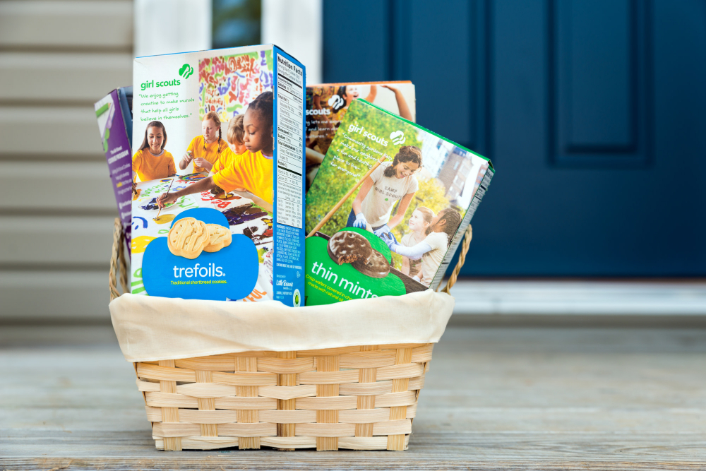 Gluten-Free Girl Scout Cookies header