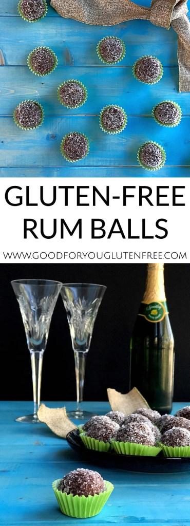 Gluten-Free Rum Balls Recipe - Good For You Gluten Free