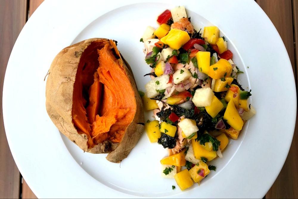 How to Make Mango Salsa header