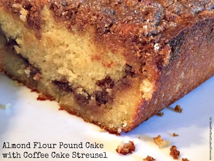 Almond Flour Pound Cake 2