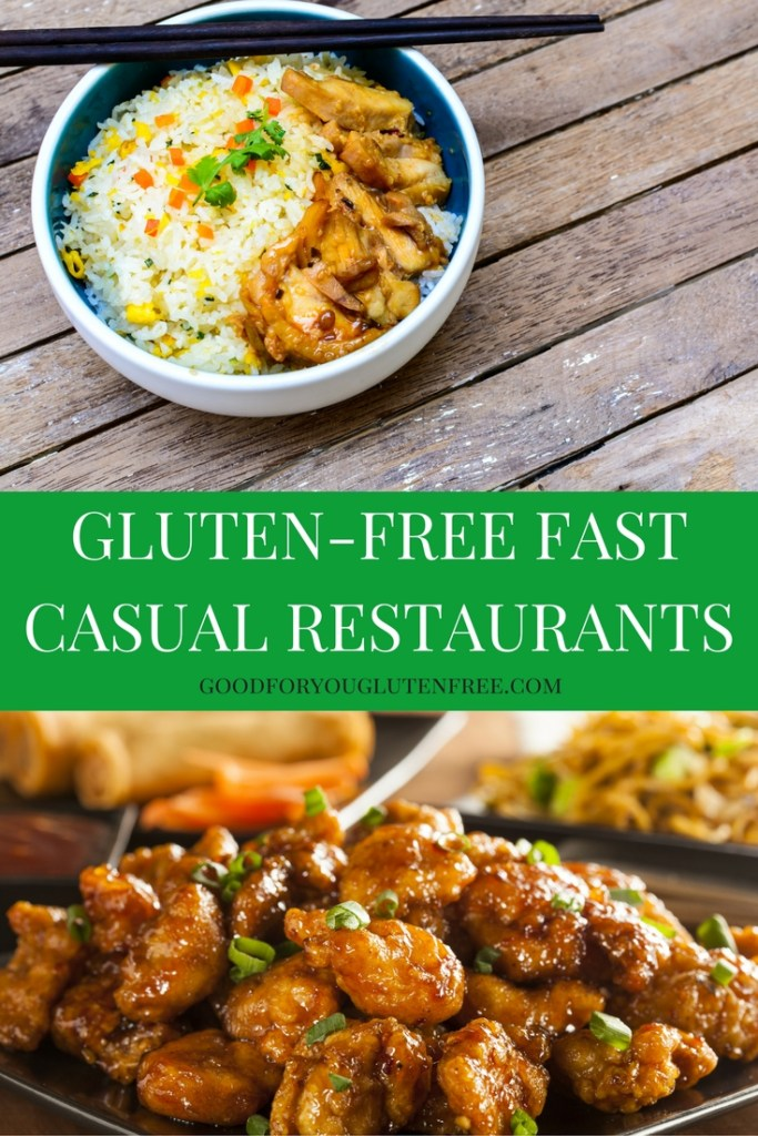 Top Gluten-Free Fast Food Restaurants (and Fast Casual too)