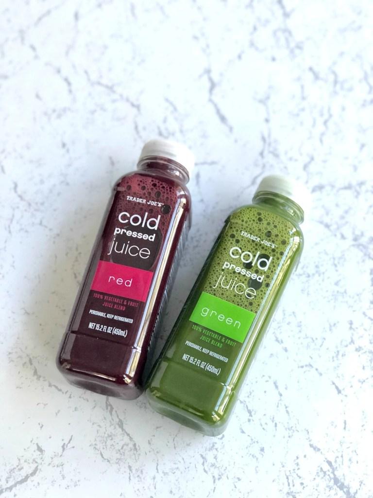Trader Joe's Green Juices 1b
