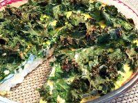Gluten-Free Kale Quiche 3