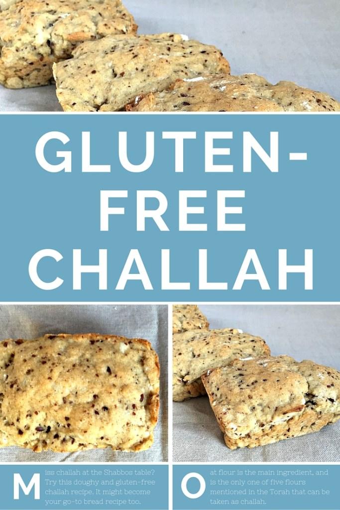 Gluten free challah recipe