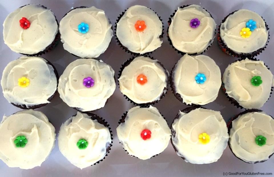 GF Namaste Cupcakes 2