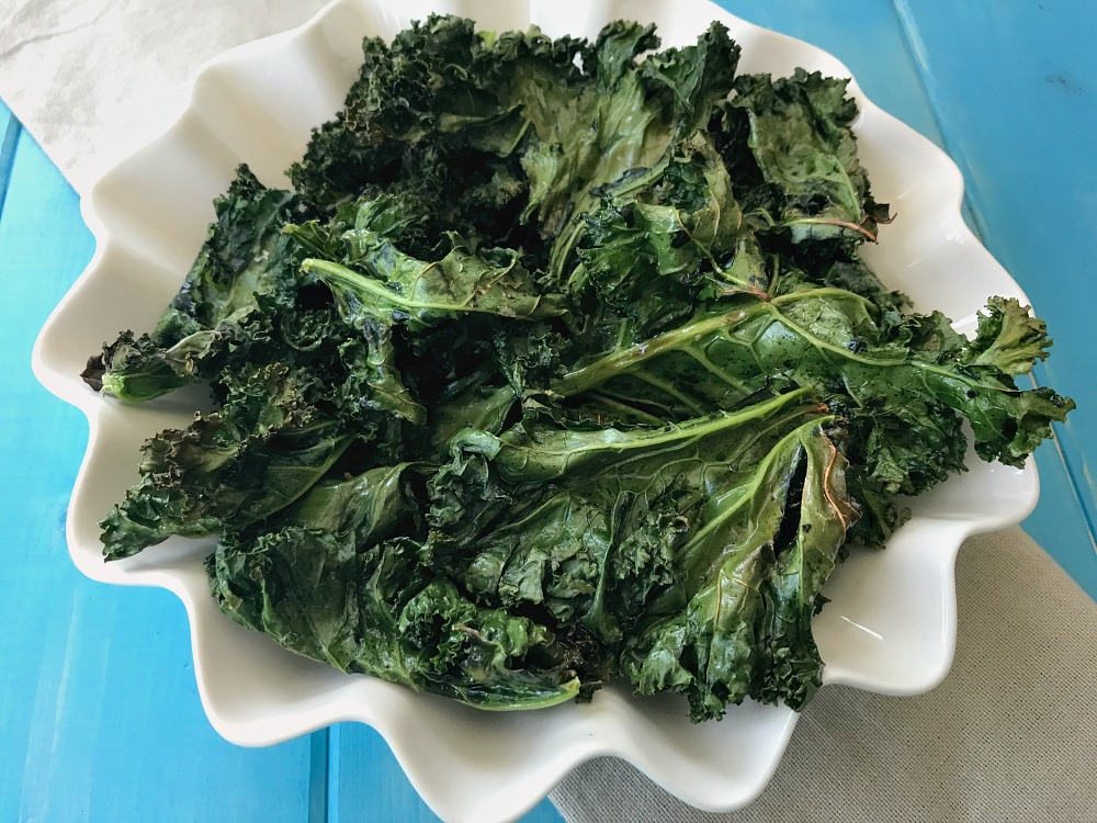 How to Make Kale Chips 3 - Good For You Gluten Free