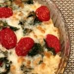 Kale Hash Brown Quiche 2