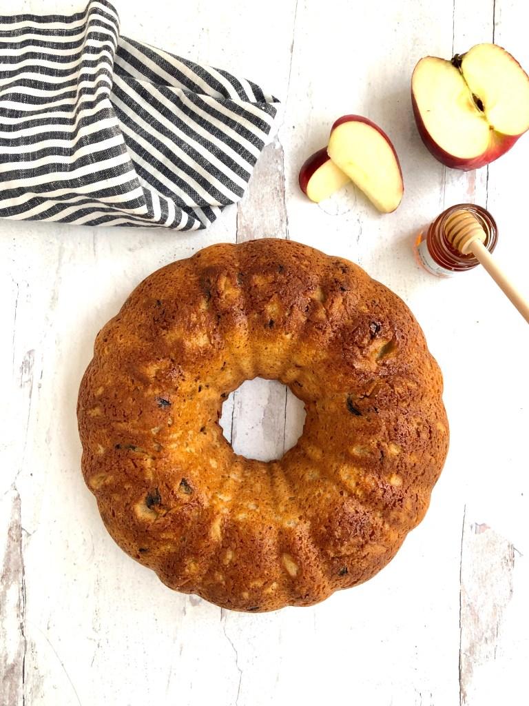 Round gluten-free challah for Rosh Hashanah