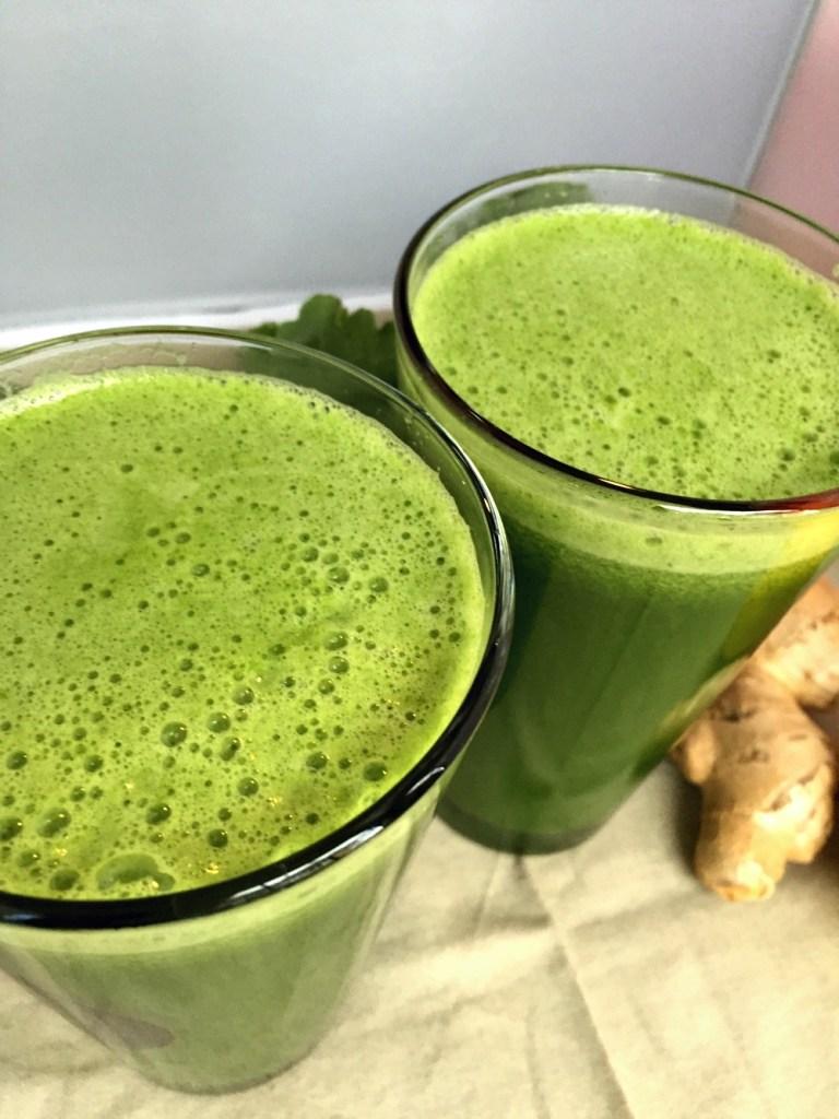 Jenny's Green Juice 2