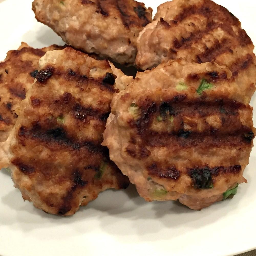 Asian Turkey Burger Sliders Recipe – Gluten Free!