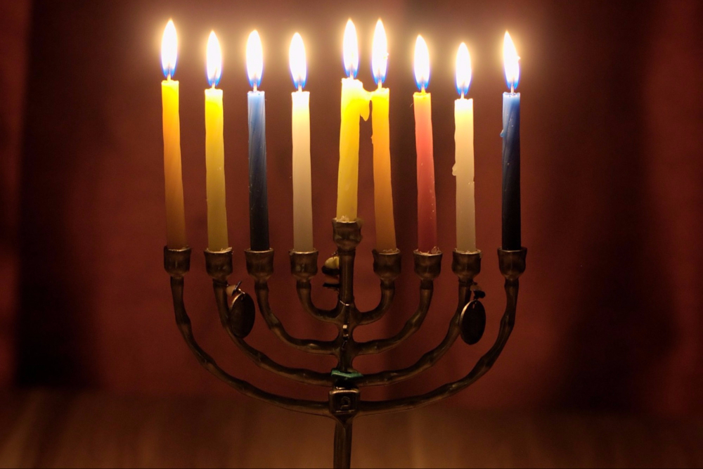 Gluten-Free Hanukkah Recipes - header