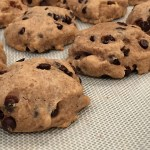 Gluten-Free Almond Butter Chocolate Chip Cookies 2