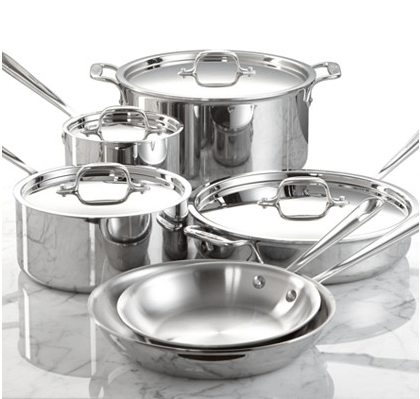 Why I Changed All My Pots to Healthy All Clad Stainless Steel