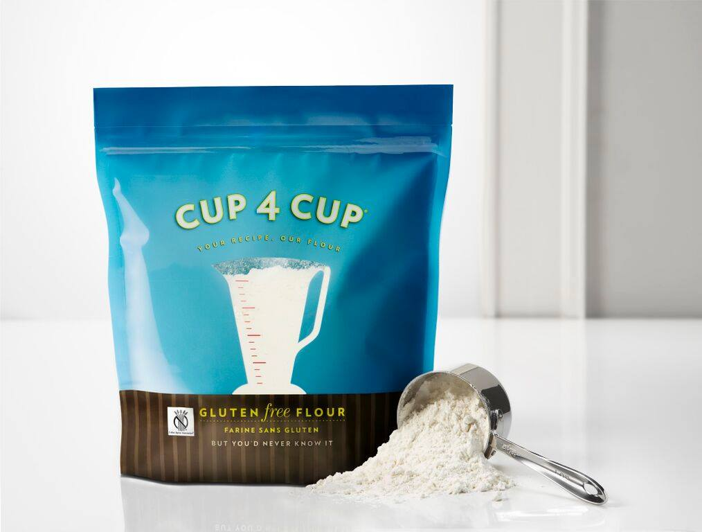 cup4cup gluten-free baking flour image