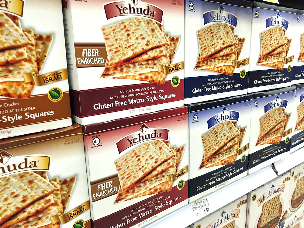 Your Guide to Shopping for Gluten-Free, Passover-Friendly Foods