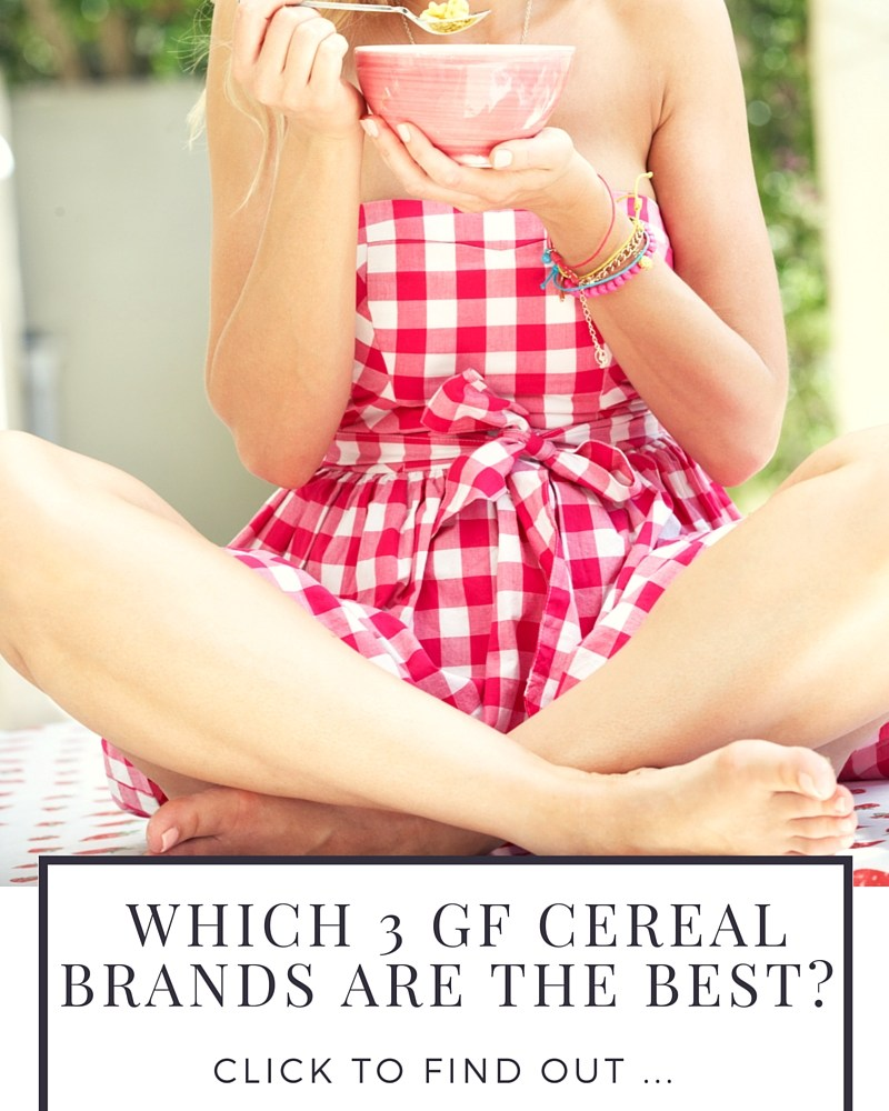 3 Gluten-Free Breakfast Cereals to Try
