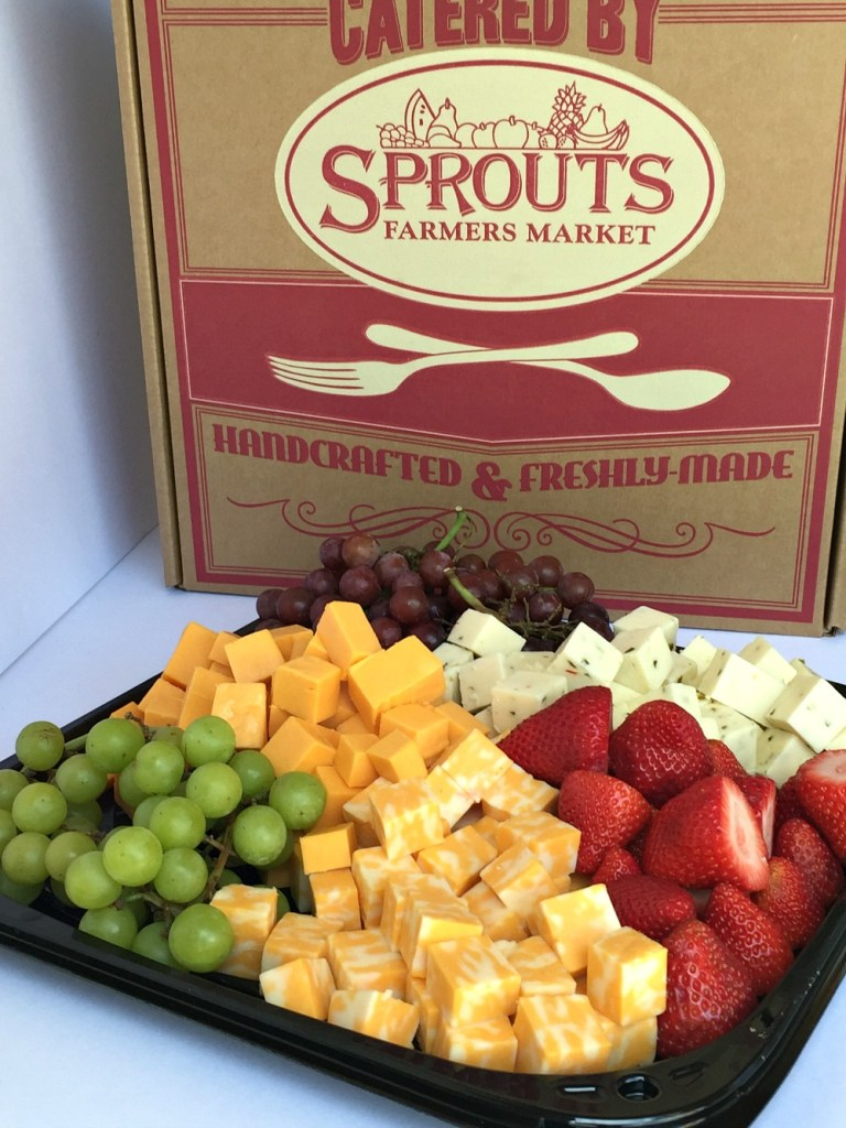Sprouts Gluten Free Catering Trays