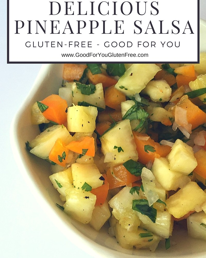 Try this Delicious Pineapple Salsa Recipe