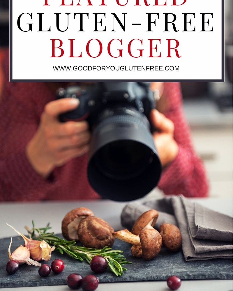 Featured Gluten-Free Blogger:  Erica Dermer (Celiac and the Beast)