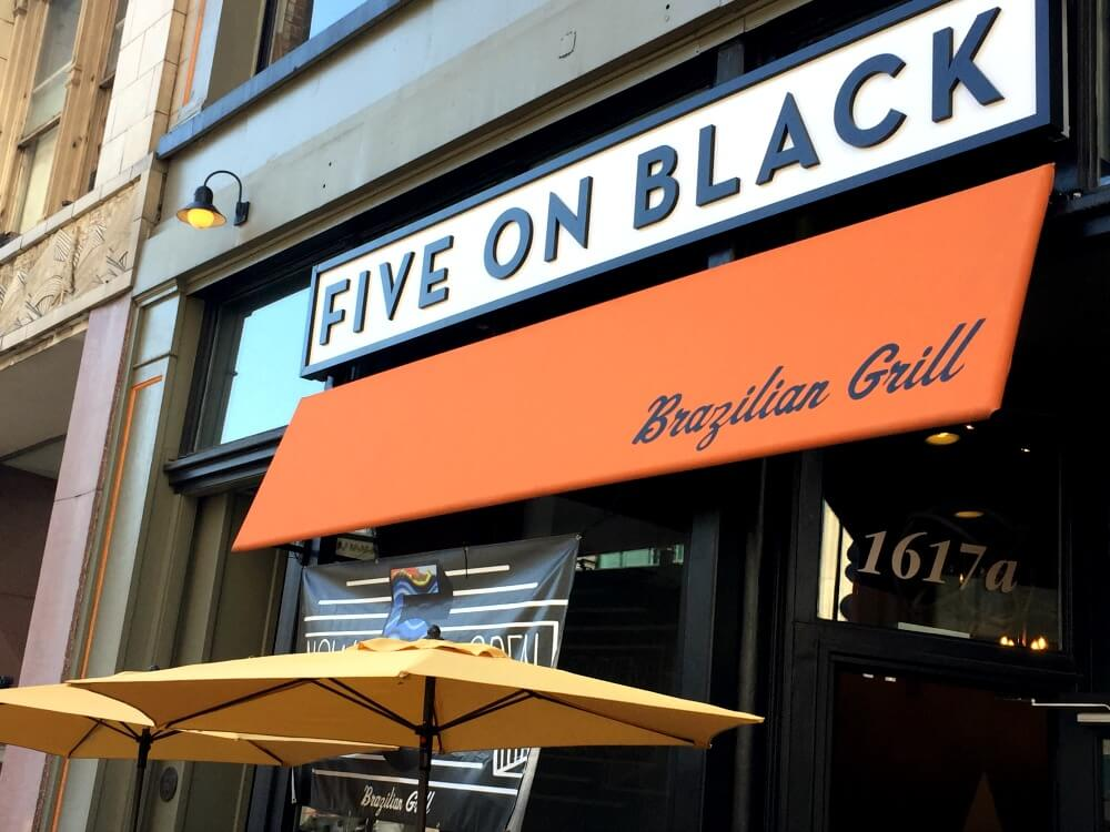 Try this Fast Casual Brazilian Restaurant in Denver. Everything is Gluten-Free!