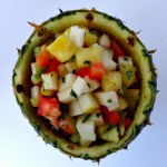 Gluten-Free Pineapple Apple Salad 2