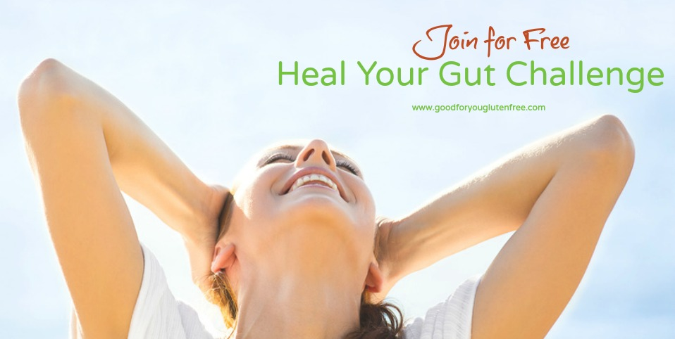 Heal Your Gut Challenge Blog Header