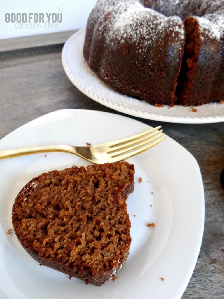 Gluten-Free honey cake for Rosh Hashanah 3