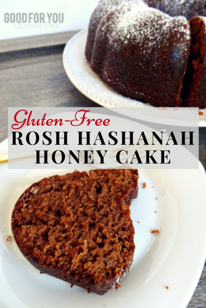 Gluten-Free honey cake for Rosh Hashanah 2