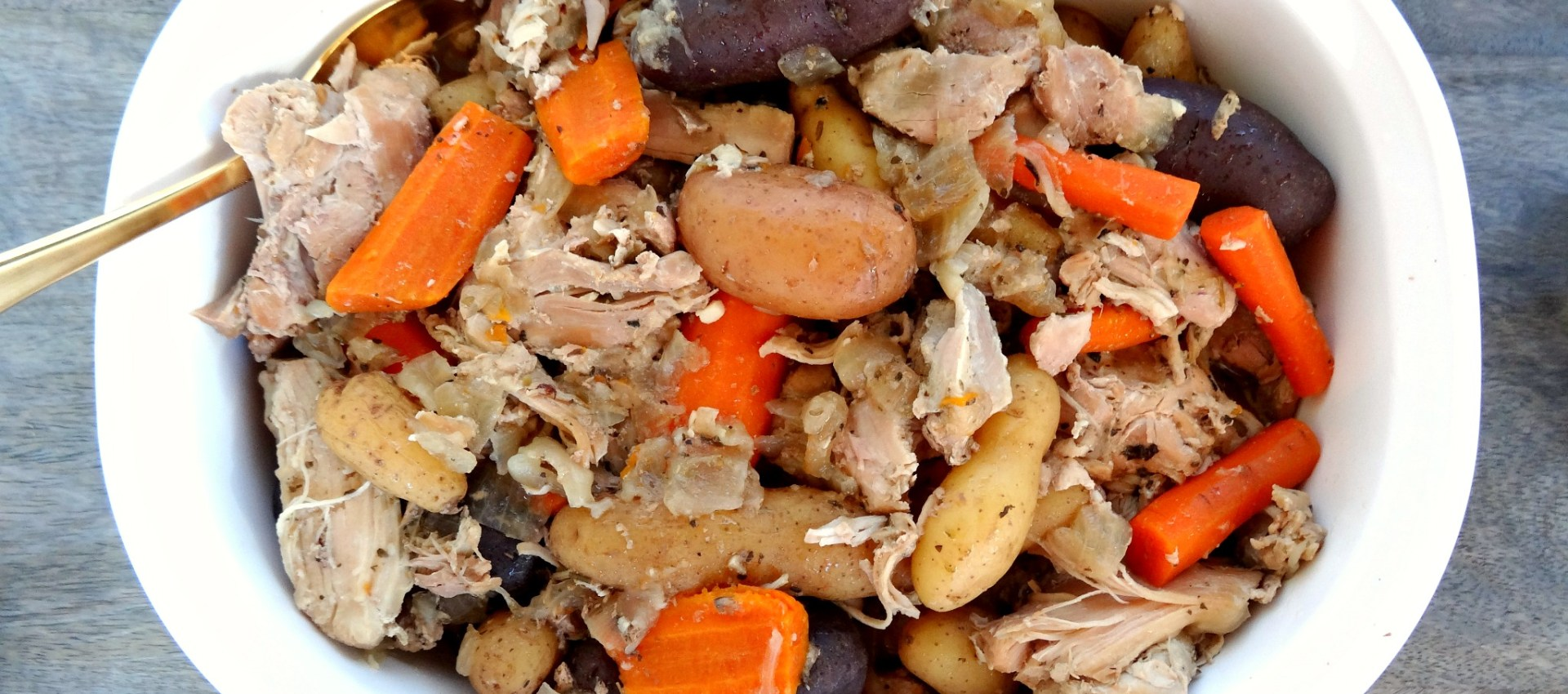 Slow Cooker Gluten-free Chicken Thighs Stew