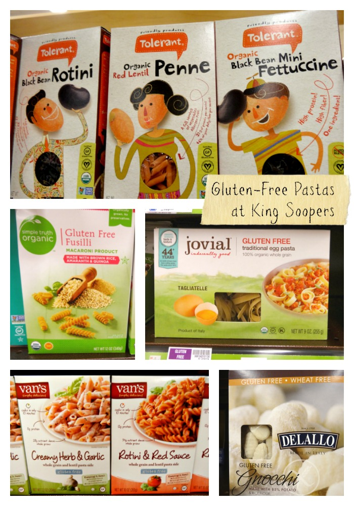 The Great Big List of GlutenFree Brands at King Soopers