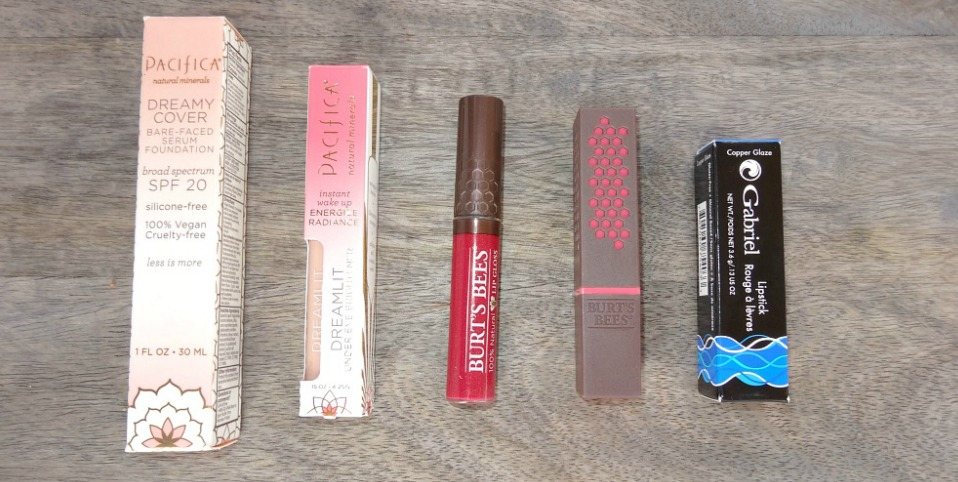 New Gluten-Free Makeup and Skin Care Products at Sprouts Farmers Market