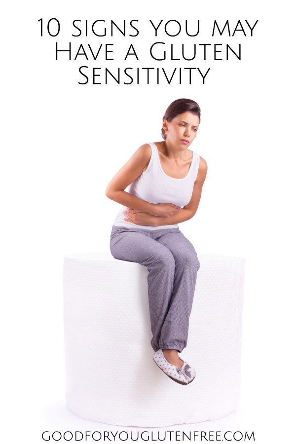 10 Gluten Sensitivity Symptoms - Good For You Gluten Free #glutensensitivity #glutenintolerance #glutenfree #celiac