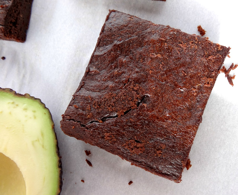 Gluten-Free Brownies Infused with Avocados 5