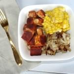 Gluten-Free BBQ Tofu Bowl