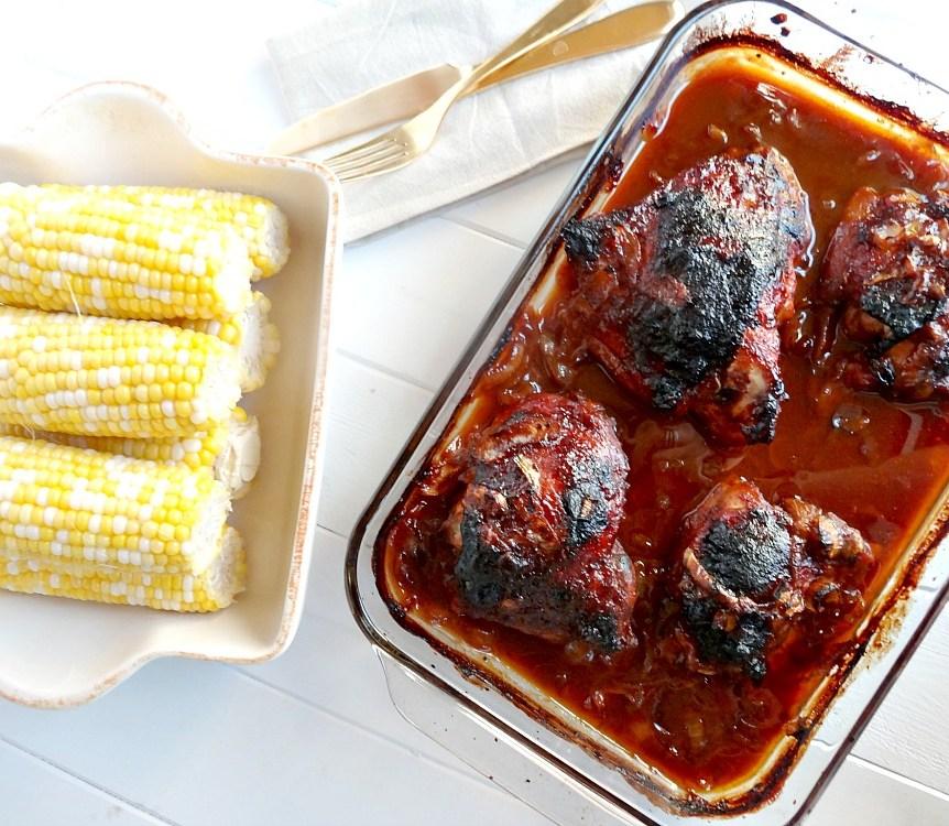 Sweet BBQ Chicken2