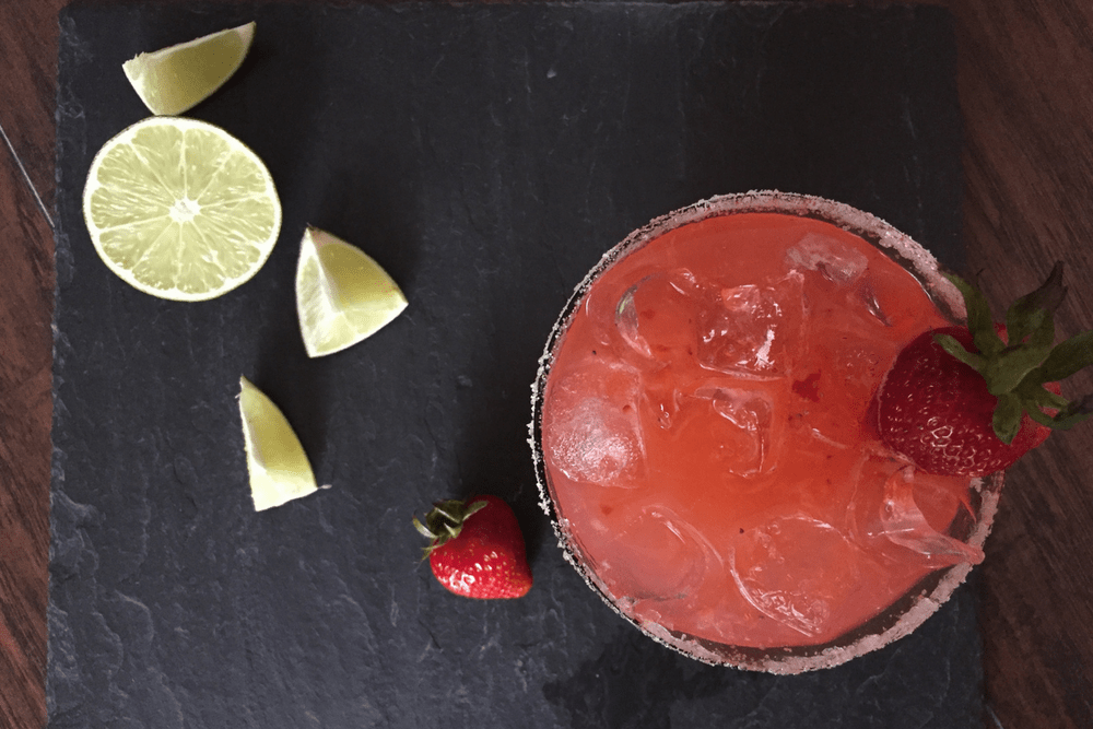 Try this Fresh Fruit Infused Margarita