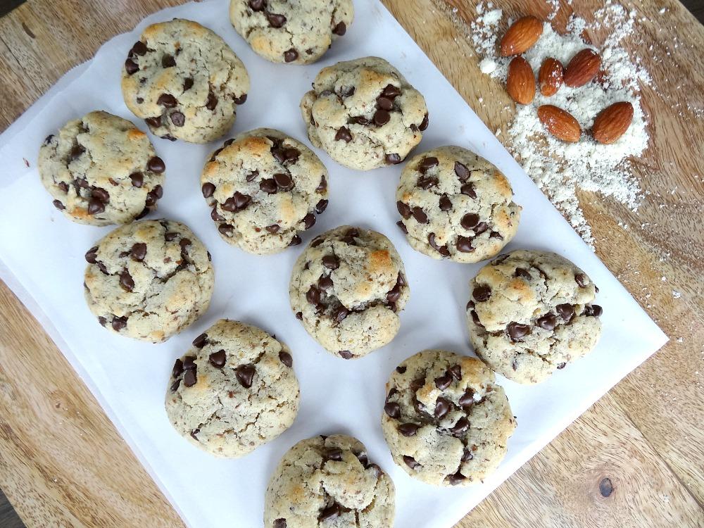 Almond Flour Cookies 2