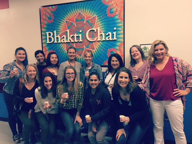 Bhakti Group Photo
